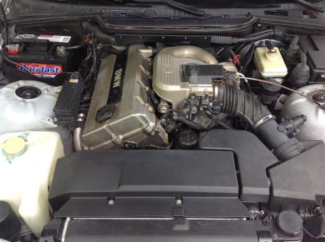 Bmw 318ti manual Transmission