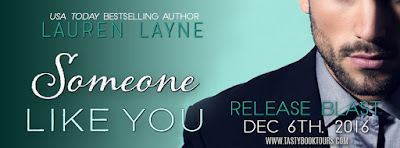 Release Blast & Giveaway: Someone Like You by Lauren Layne