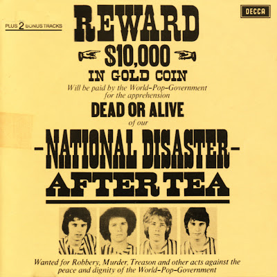 After Tea - National Disaster (1969)