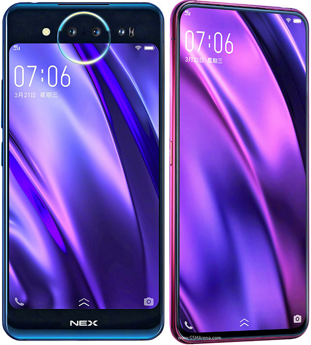 Vivo Nex 2: Vivo launched its new full screen smartphone with dual