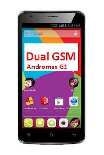 Cara Mudah Dual GSM di Andromax G2