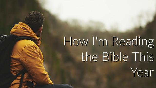 Bible Reading Plan 2017 John Miller Johnthemiller.com