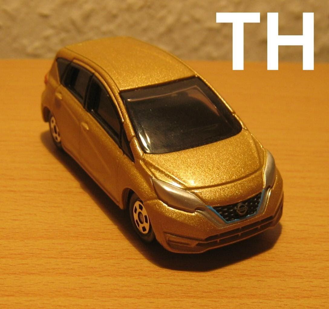 Modellauto Auto Spielzeug Sammler Sammlung Schwarz Honda Civic Type R 1:64