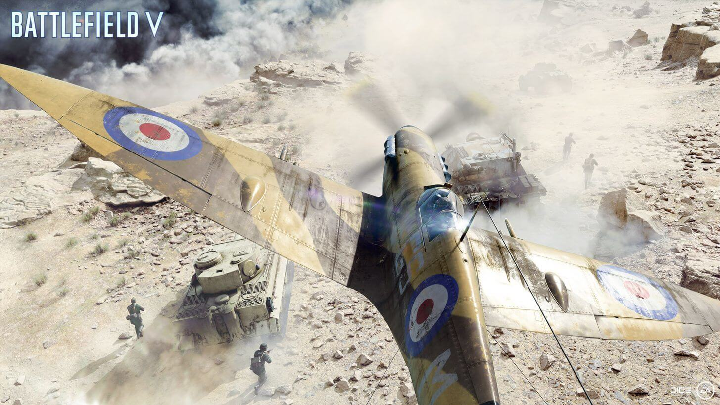 Battlefield V Official PC System Requirements