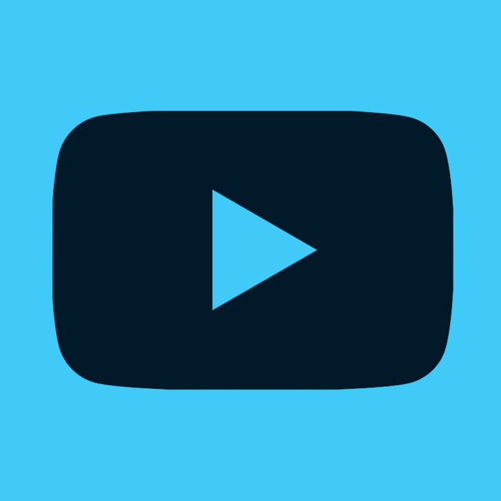 YouTube Social Networking Icon For Justin Woodie