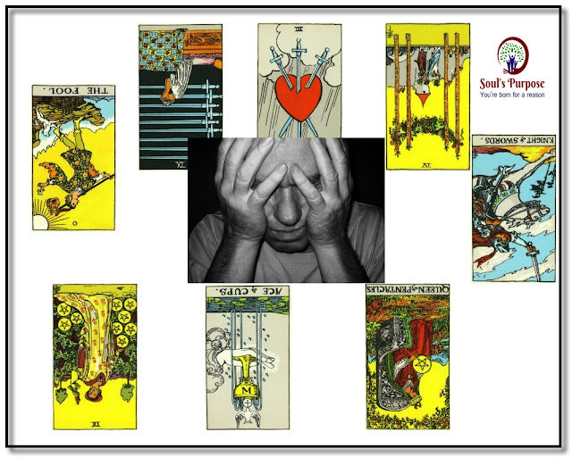 Problem with Tarot Reversed Cards