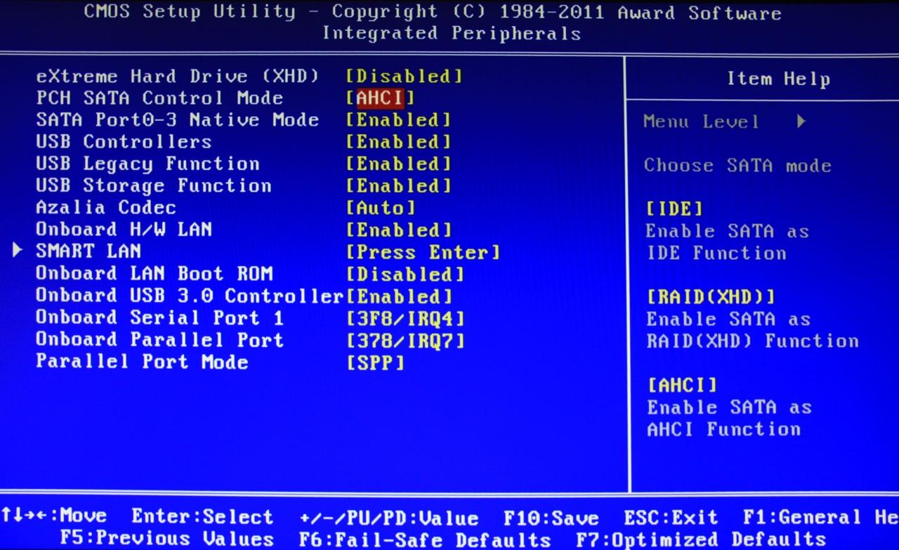 0a8ebb1fca0 Considera que el BIOS en la mayoría de placas madre no es compatibles con  el uso de un ratón, por lo que es probable que tenga que navegar a través de  los ...