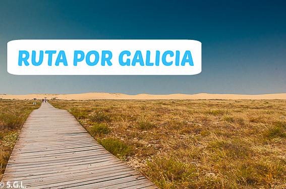 Ruta para conocer Galicia