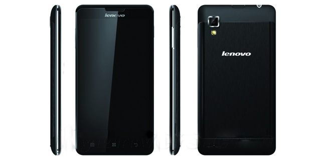 Lenovo P780,HP Jelly Bean,Layar 5 Inci,Dual SIM,Baterai besar,Lenovo