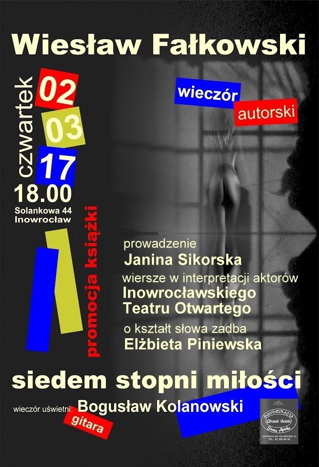 Falkografioły Czyli Wiersze I Inne Napisanki Lutego 2017
