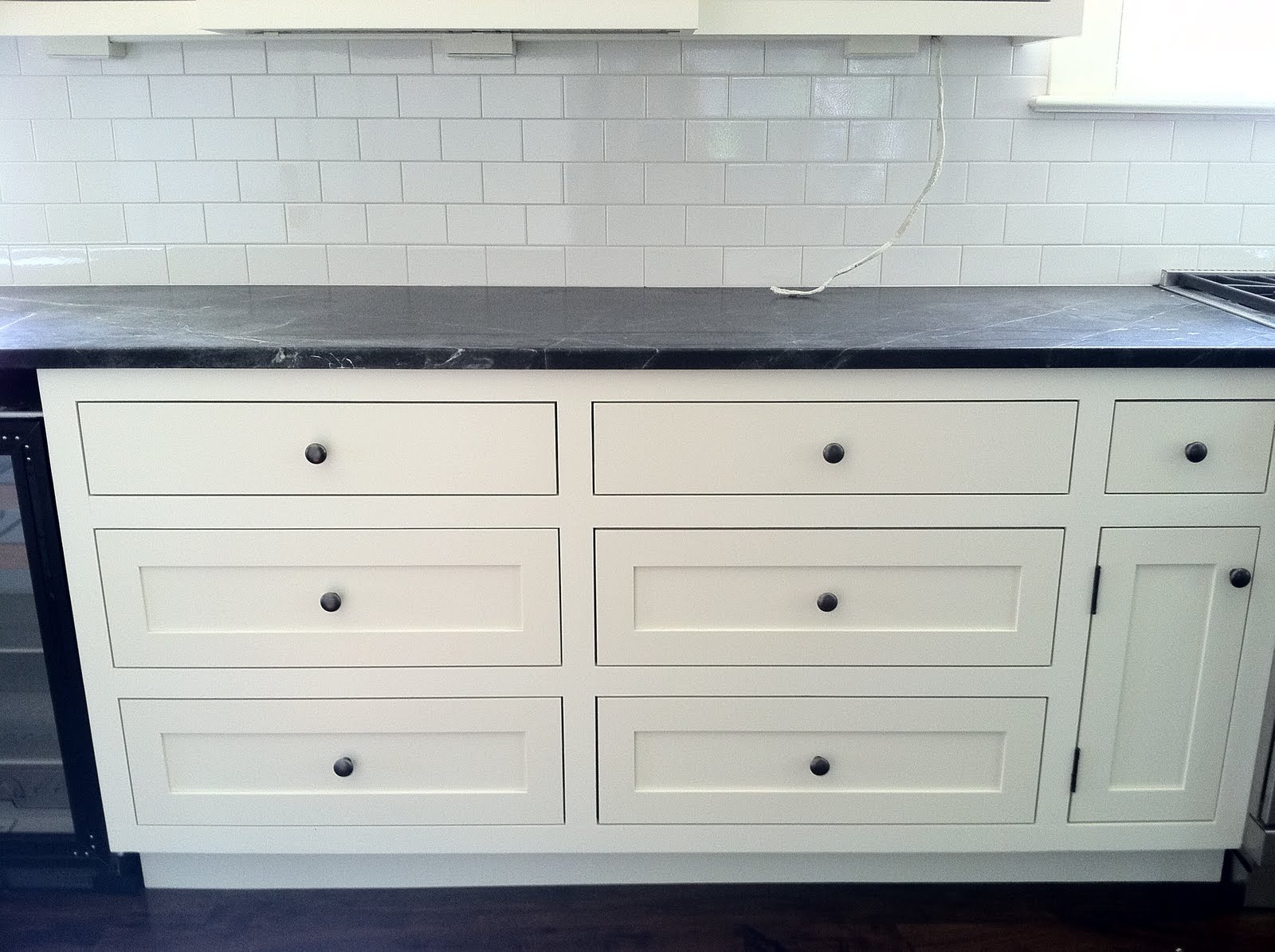 Kitchen Cabinet Faces Being Boulder Face Frame Cabinetry