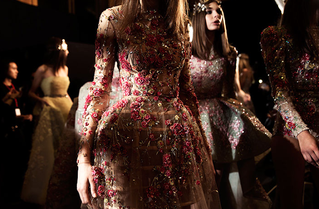 Couture Spring-Summer 2016 Zuhair Murad by Remi Procureur - Cool Chic Style Fashion