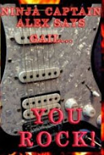 MY YOU ROCK AWARD