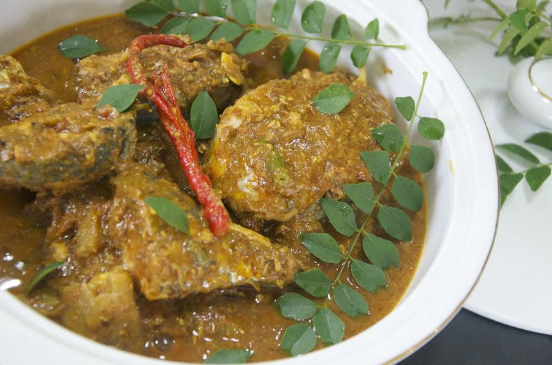 Indonesian Medan Food: Gulai Tongkol Aceh ( Curried Tuna Aceh Style )800 x 530 jpeg 138kB
