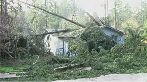 Windstorm in nigeria