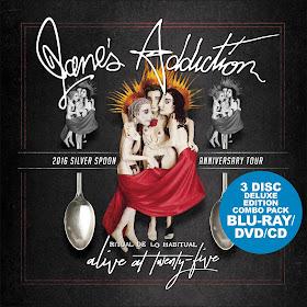 Jane's Addiction - Ritual de lo Habitual Alive at 25