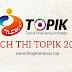 Lịch thi Topik tiếng Hàn 2019 - Kỳ thi năng lực tiếng Hàn hằng năm