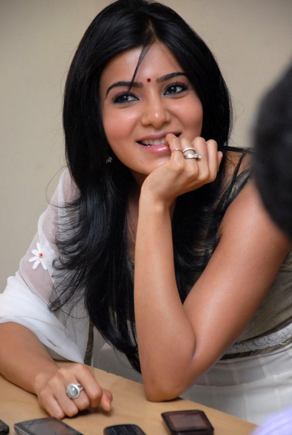 south indian actress wallpapers in hd: samantha ruth prabhu hd wallpaper
