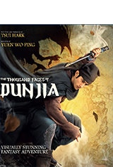 The Thousand Faces of Dunjia (2017) BRRip 720p Latino AC3 5.1 / Chino AC3 5.1