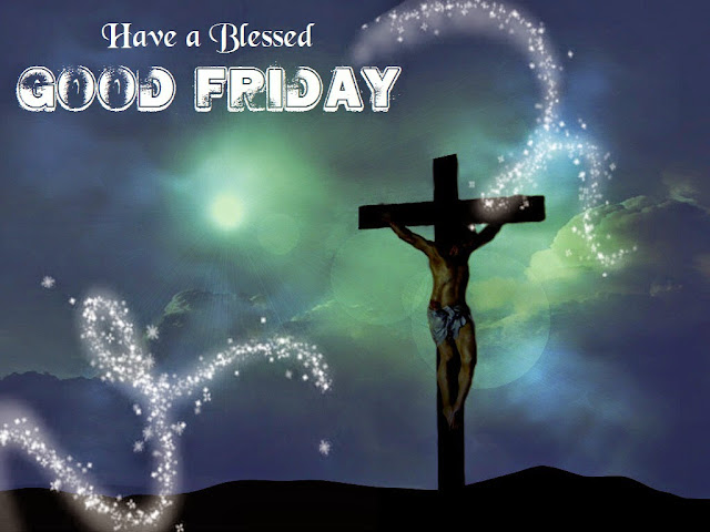 Happy Good Friday Wallpaper 2017