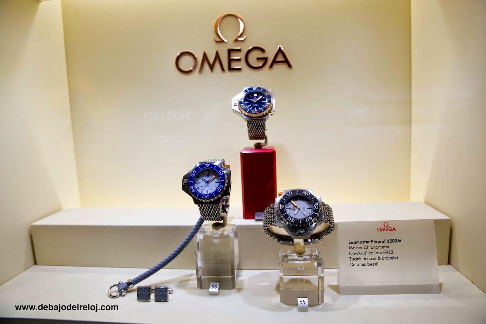 Omega Basel 201518