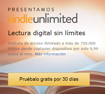 Lee con Kindle