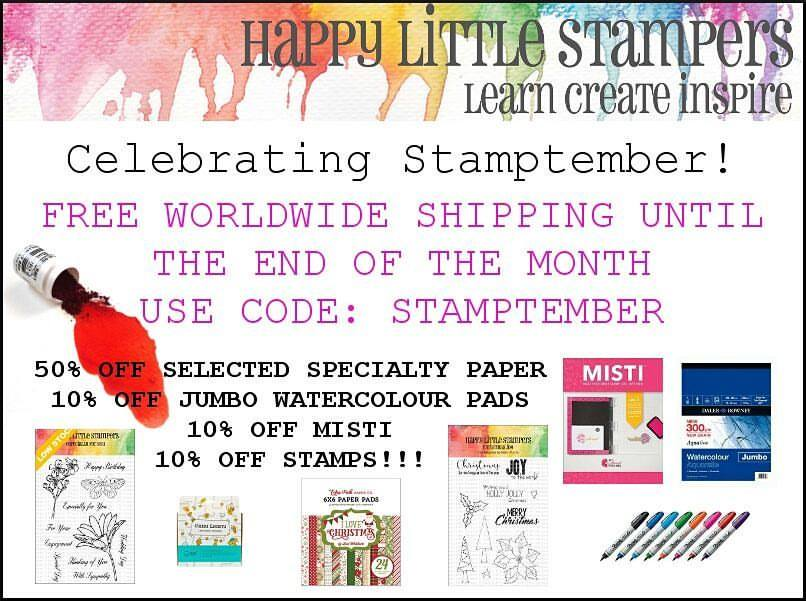 Celebrating with Happy Little Stampers
