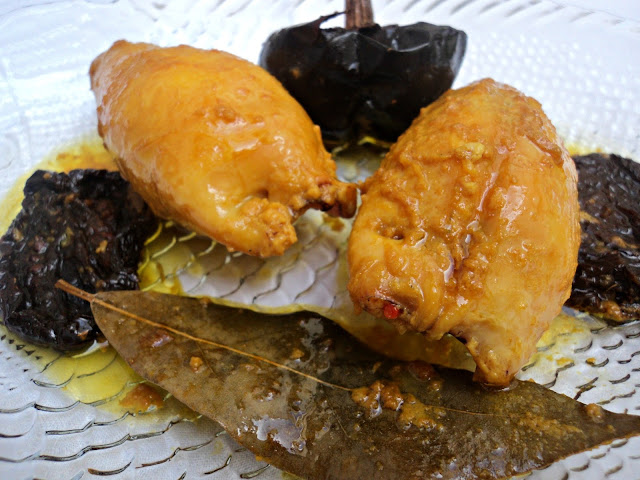 receta casera calamares rellenos