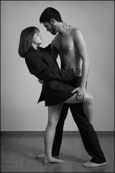 fotografía, retrato, estudio, pareja, Valencia, traje