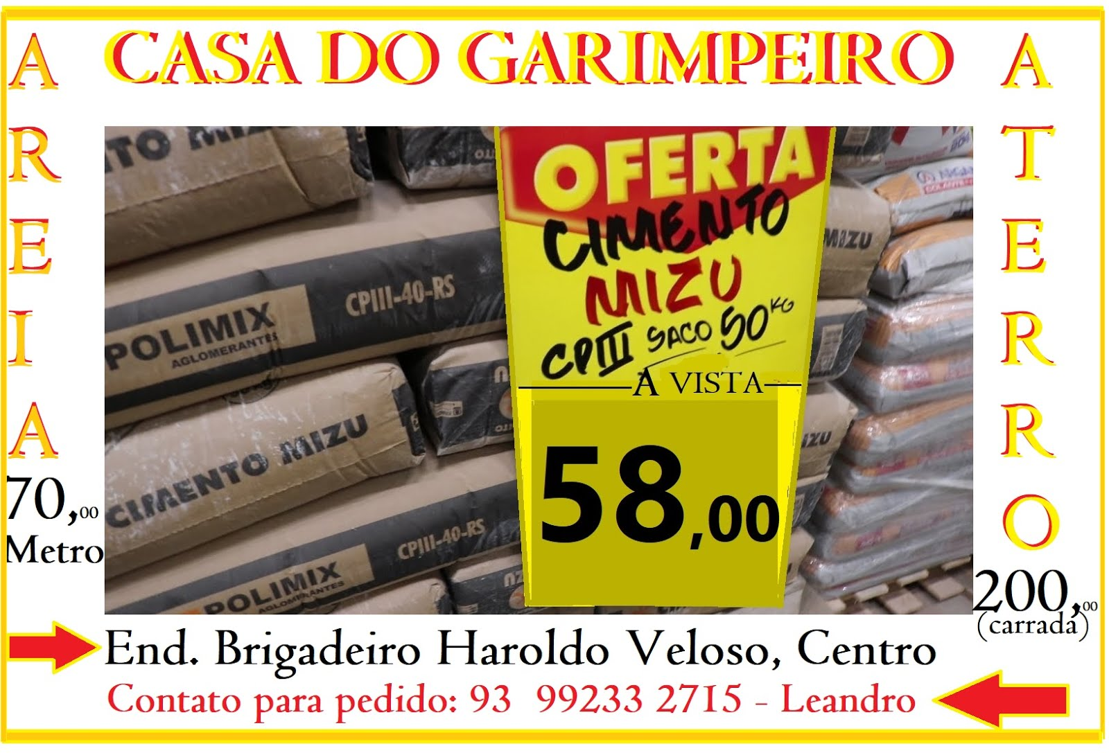 ==== CASA DO GARIMPEIRO ====