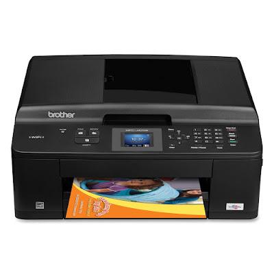 Brother Printer MFC-J425Wドライバーダウンロード