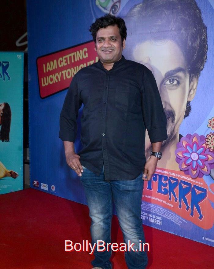 Harshvardhan Kulkarni, Ragini Khanna, Radhika Apte Hunterr Movie Premiere Pics