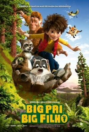 Big Pai, Big Filho BluRay Torrent torrent download capa