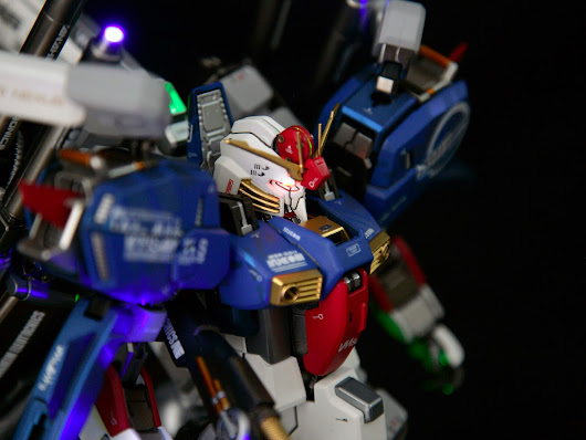 1/100 MSA-0011[Bst] S Gundam Booster Unit Type Custom by SethTuna.
