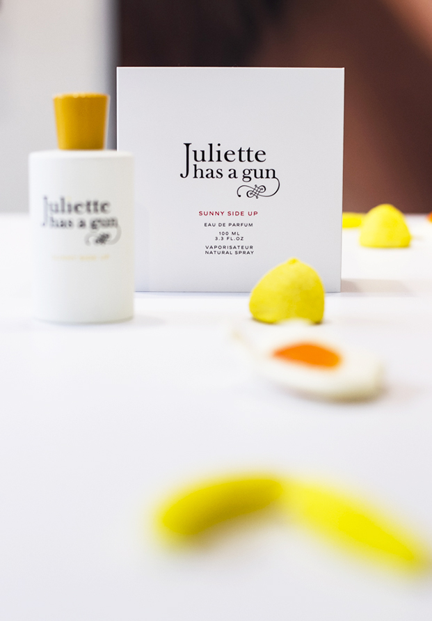Sunny Side Up, la nueva fragancia de Juliette has a gun