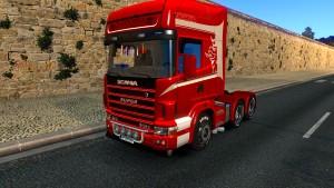Scania Series 4 standalone truck (1.21)