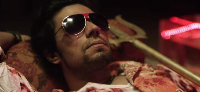 Randeep Hooda from the movie Laal Rang.