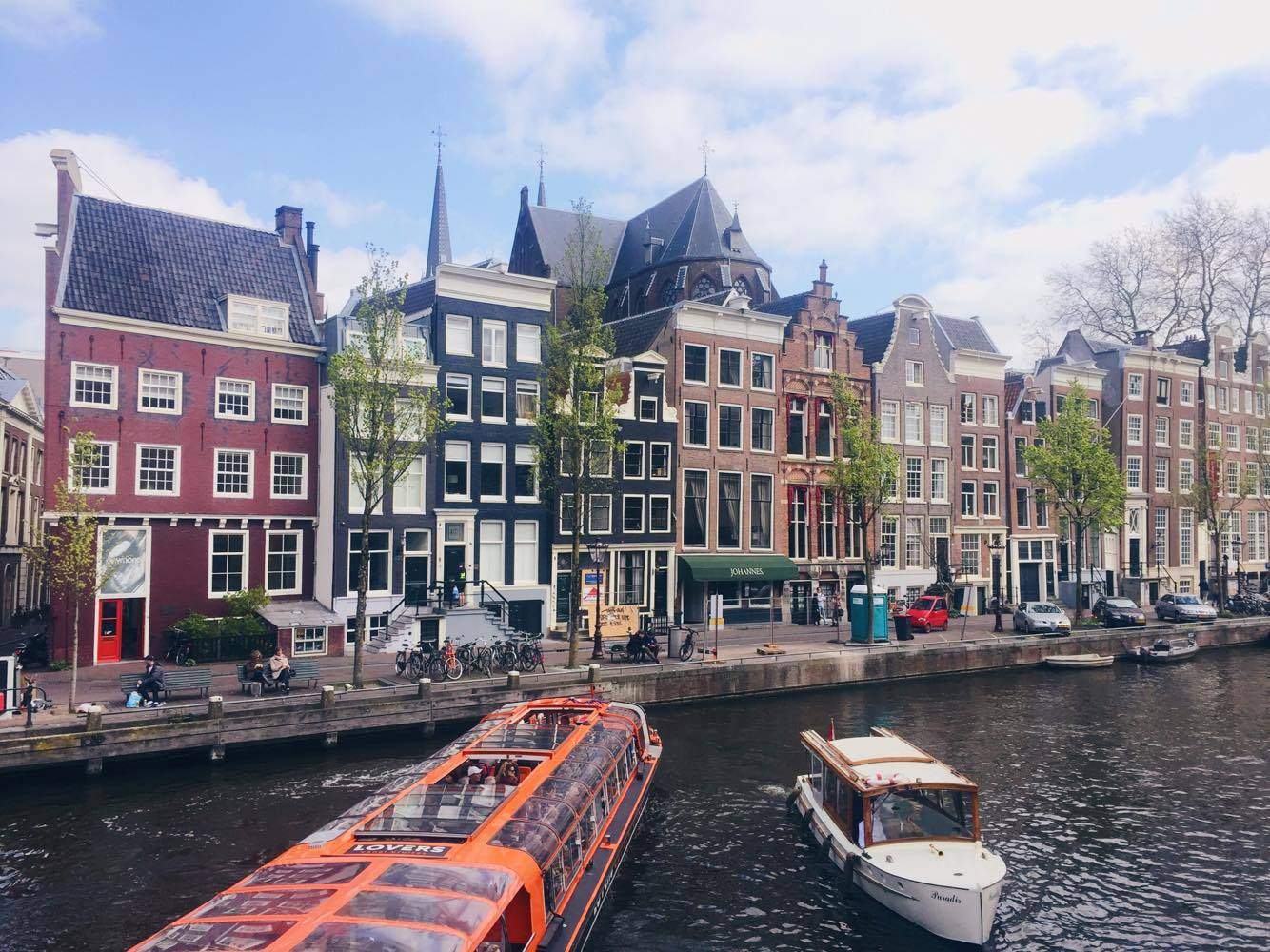 City Guide Spending 3 Days In Amsterdam On A Budget