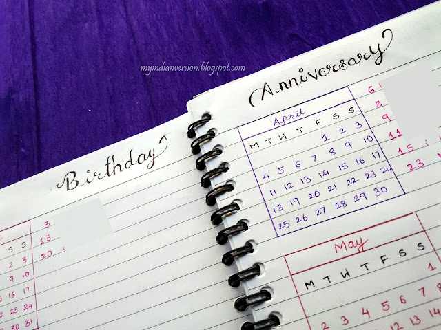 bullet-journal-setup-for-birthday-anniversary-calendar-and-yearly-calendar