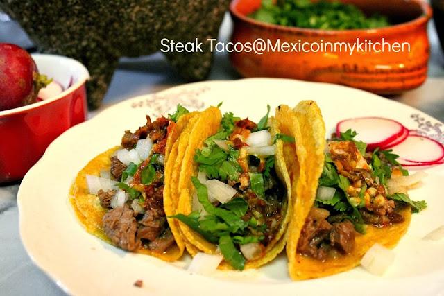 mexican best steak tacos recipe