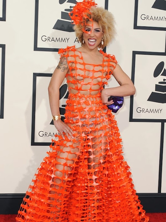 Os looks mais bafônicos do Grammy 2015