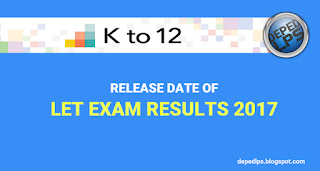 September LET Exam 2017 Release Date of Results