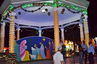 Resultado de imagen para decoracion parque central de barahona