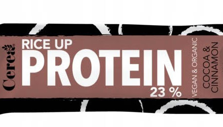 Baton proteinowy, Cerea