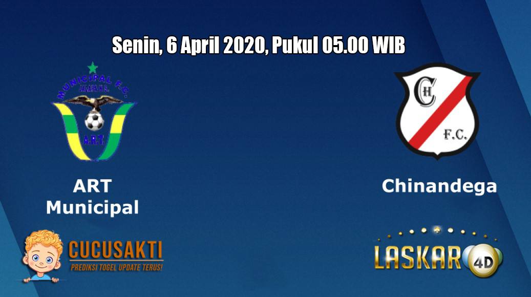 Prediksi Municipal Jalapa VS Chinandega 6 April 2020