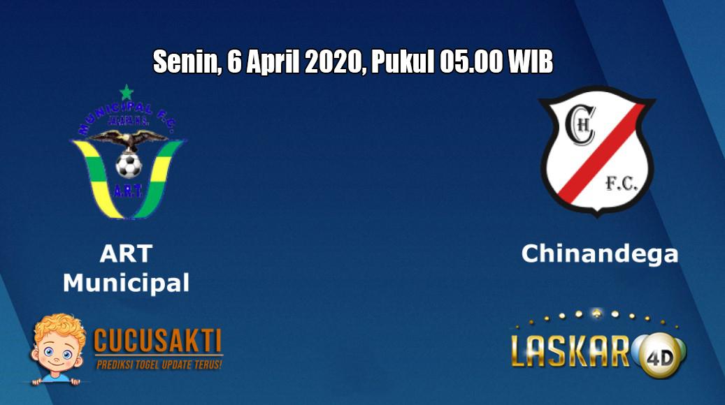 Prediksi Municipal Jalapa VS Chinandega 6 April 2020