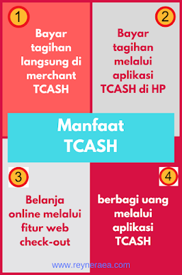 pakai TCASH