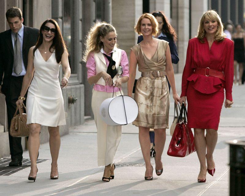 'Sex and the City': el cuarteto femenino que revolucionó la TV hace 21 años