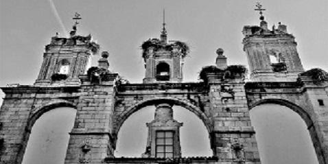 Monasterio san Francisco de Cáceres