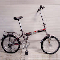 20 united quest folding bike